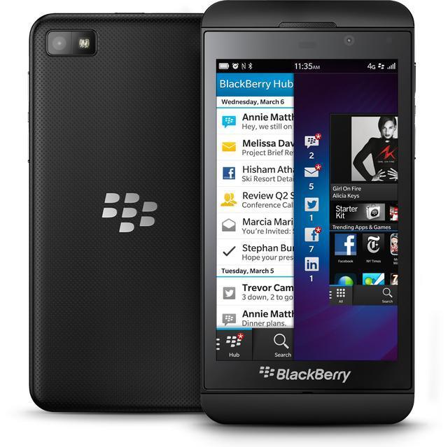 又一曾经的手机巨头倒下!BlackBerry,再见!